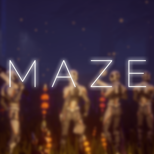 2017 // In MAZE you and your friends embody rangers coming from the moon to enfree the Earth, transformed by a super AI into giant mazes. MAZE is a 4 players online coop FPS with releases planned for PC & Console devices in 2018.