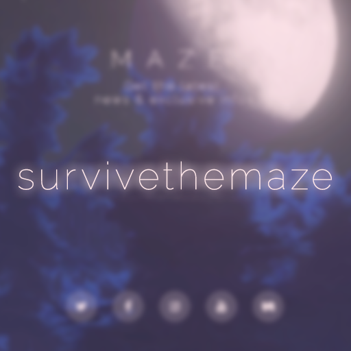 2017 // Landing page created for MAZE's Steam Greenlight campaign to build our mailling list.